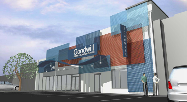 GOODWILL STORE - TENANT IMPROVEMENTS